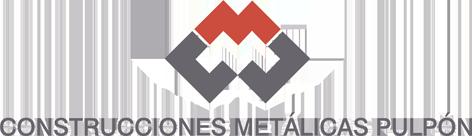 CONSTRUCCIONES METÁLICAS PULPON Logo